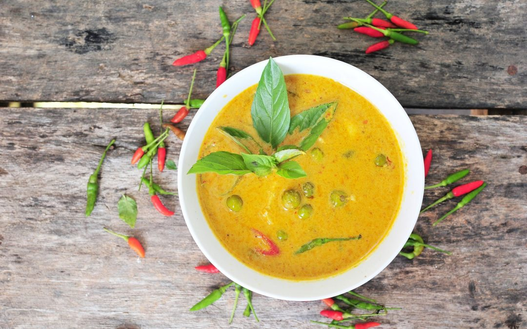 Vegan Thai Curry Recipe